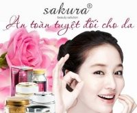 Top 4 Địa chỉ mua mỹ phẩm Sakura chính hãng tốt nhất Hà Nội và TP.HCM