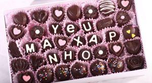 Top 4 Cửa hàng bán socola Valentine 14/2 ngon nhất ở Đà Nẵng