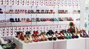 Top 4 Cửa hàng giày dép nữ đẹp nhất ở Đà Nẵng