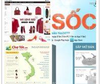 Top 8 Trang web săn hàng giảm giá tốt nhất Việt Nam