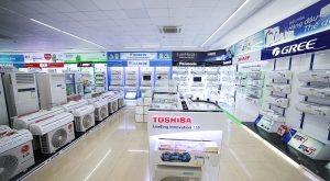 Top 9 Siêu thị điện máy bán điều hòa uy tín, giá rẻ nhất ở TPHCM