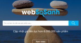 Top 9 Trang web so sánh giá uy tín và chính xác nhất Việt Nam