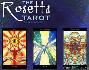 Rosett Tarot cam nhan bo bai