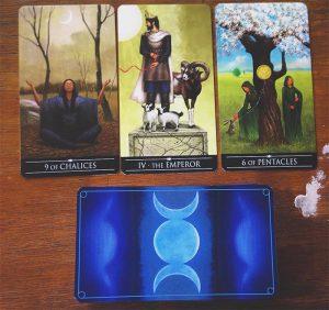 silver witchcraft tarot 1